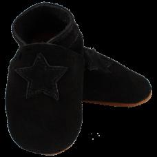 En*Fant čierne papučky