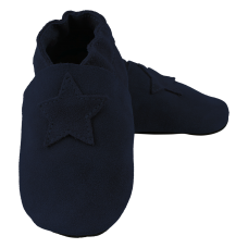 En*Fant tmavomodré papučky