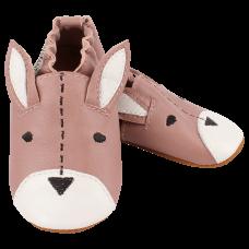 En*Fant ružové zvieratkovské papučky