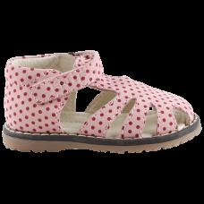 En Fant ružové sandále