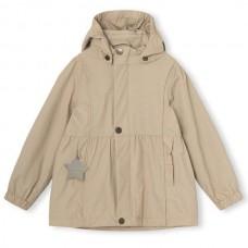 Mini A Ture Catia prechodný kabát- Doeskind Sand