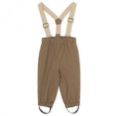 Mini A Ture Wilans nohavice do dažďa- Wood