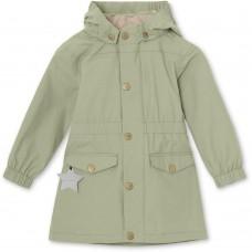 Mini A Ture Vidya prechodný kabát- Oil Green